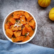 savory butternut squash soup without cream
