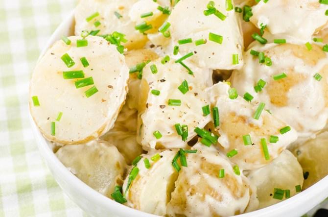 Can you freeze potato salad