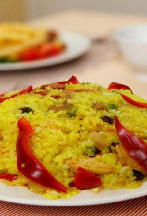 arroz valenciana