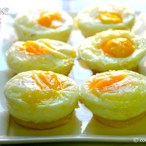 egg cake muffins