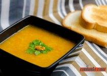 سوپ هویج و پرتقال   Carrot and Orange Soup