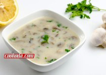 سوپ قارچ | Mushroom Soup