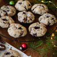 Browned Butter Pecan Chocolate Chunk Cookies