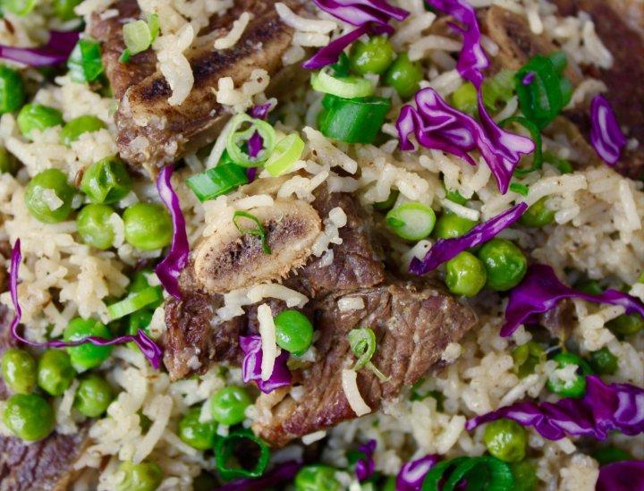 Syrian Rice: Bizeh b'Jurah