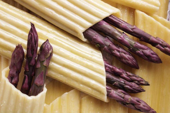 Recipe for Asparagus Manicotti