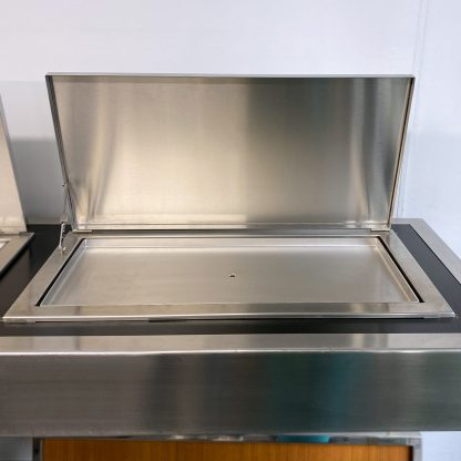 Deluxe Electric Built-In Stainless BBQ Australia