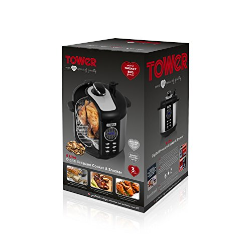 Tower electric pressure cooker review