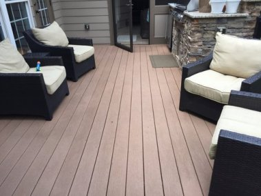 deck cleaning expert near me