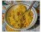 Lemon Flavoured couscous upma
