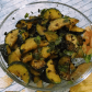 Stir fried Zuccini