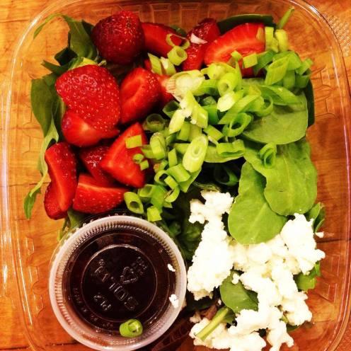 strawberry salad pic 2