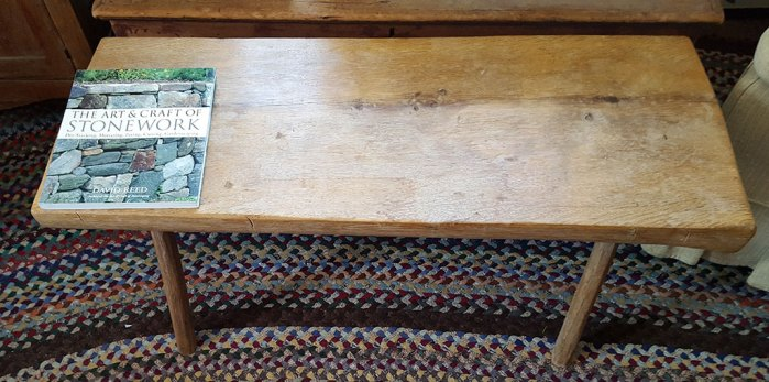 White Oak Bench
