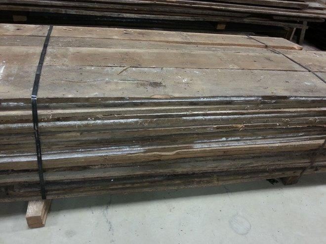 Threshing Board Floor
