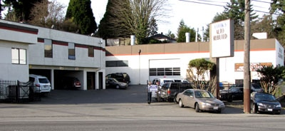 Quality Auto-body Collision Repair
