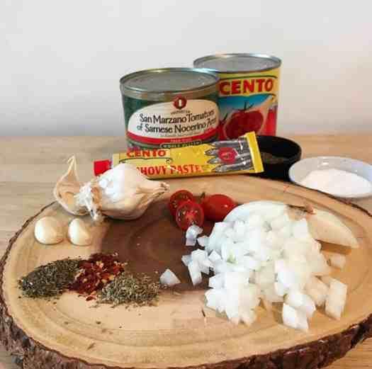 marinara ingredients