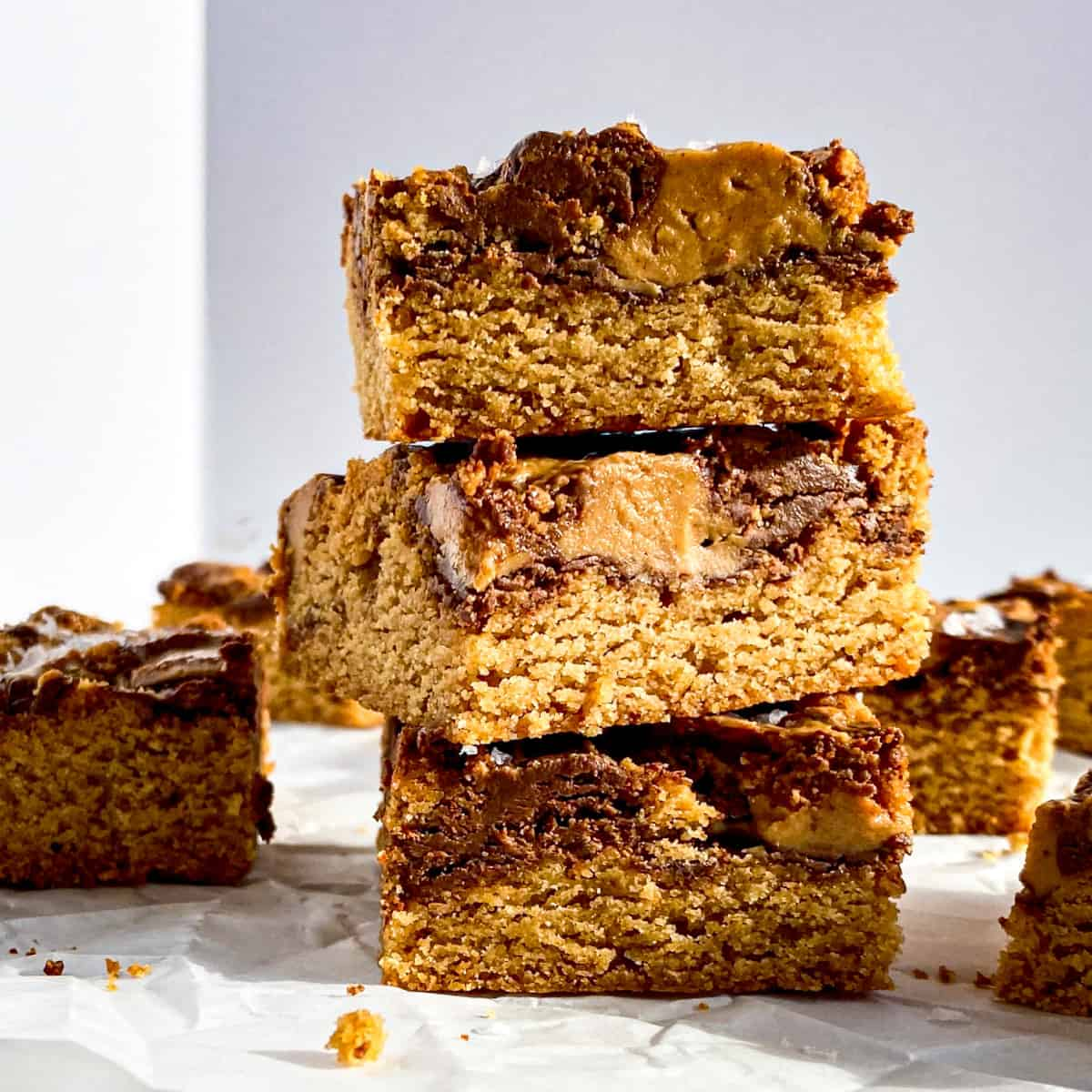 Brown Butter Blondies: Choose Your Own Adventure