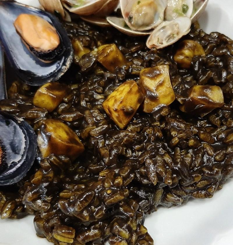 arroz negro aneto