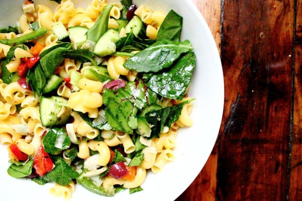 Pantry Pasta Salad003