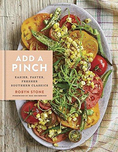 Add a Pinch cookbook deal by Robyn Stone