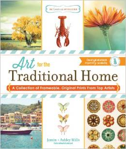 Art for the Traditional Home by Ashley and Jamin Mills