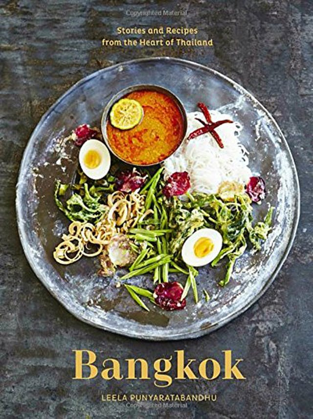 Bangkok cookbook review