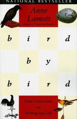 Bird by Bird Anne Lamott book cover