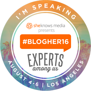 literary agent speaking at blogher