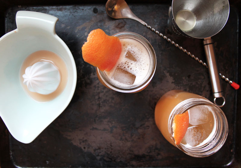 Williams Sonoma Planter's Punch Cocktail