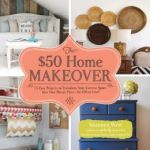 The $50 Home Makeover out this week!