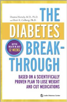 The Diabetes Breakthrough by Drs. Osama Hamdy and Sheri R. Colberg