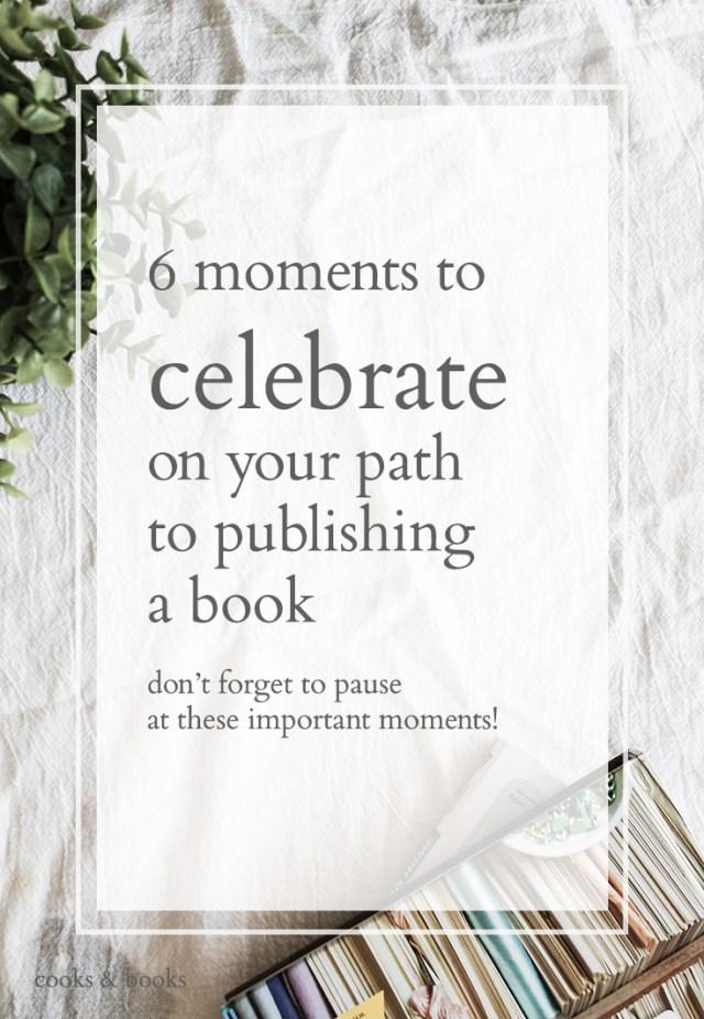 gratitude during the publishing journey