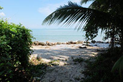 beach Santubong Peninsula