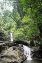 Kubah National Park waterfall