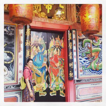 Tua Pek Kong Chinese temple