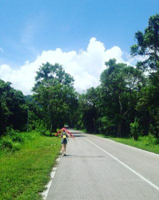travel sarawak Borneo