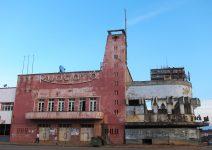 ruacana building huambo angola