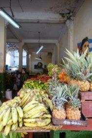 local market Cuba