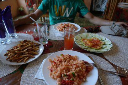 Cuba vegan food