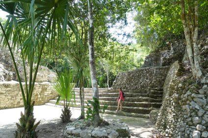 Cobá Nohoch-MulPyramid
