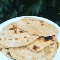 Vegan Sweet Potato Tortillas (tortilhas de batata doce)