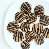Flourless Coconut Cookies  (bolachinhas de côco sem farinha)