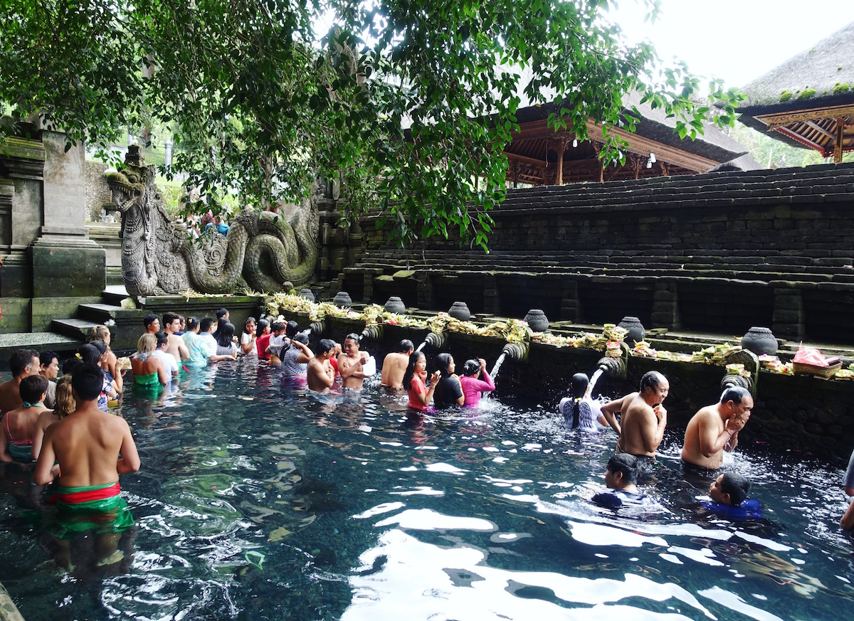 Tirta Empul, the temple of purification _ Bali
