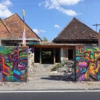 Yogyakarta's street art