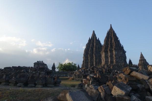 temples Prambanan