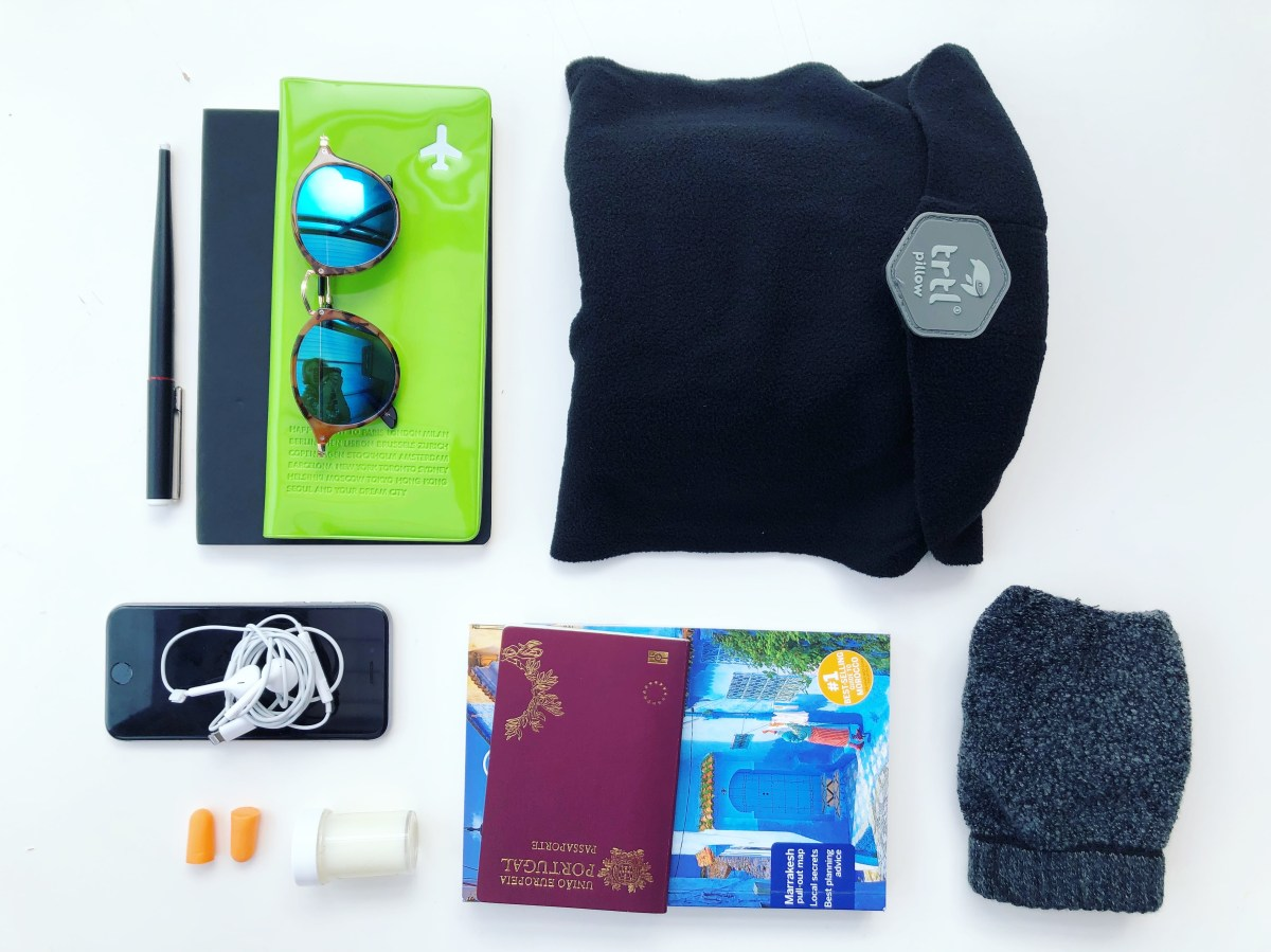 Long-Haul Flight essentials for vegan travellers