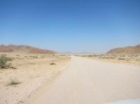 driving desert africa