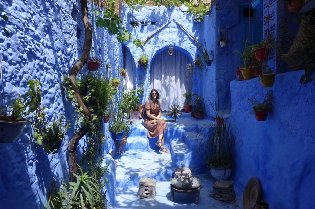 Chefchaouen Blue City50