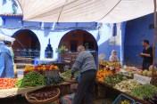 Chefchaouen fresh Market