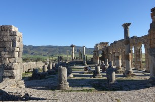 travel Volubilis