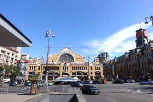 Bessarabsky Market Kiev